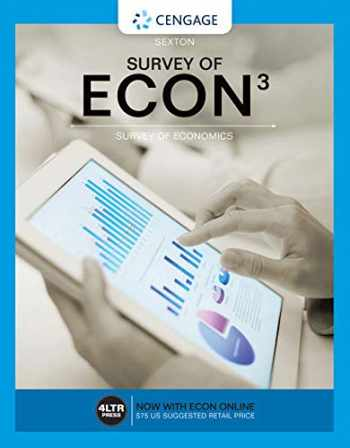 9781305657625-1305657624-Survey of ECON (with Survey of ECON Online, 1 term (6 months) Printed Access Card) (New, Engaging Titles from 4LTR Press)