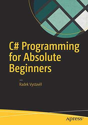 9781484233177-1484233174-C# Programming for Absolute Beginners