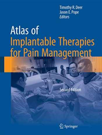 9781493921096-1493921096-Atlas of Implantable Therapies for Pain Management