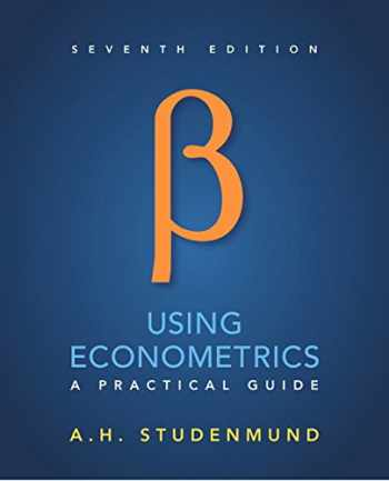 9780134182742-013418274X-Using Econometrics: A Practical Guide (7th Edition)