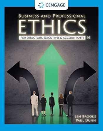 9780357441886-0357441885-Business and Professional Ethics