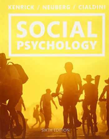 9780133810189-0133810186-Social Psychology: Goals in Interaction (6th Edition)