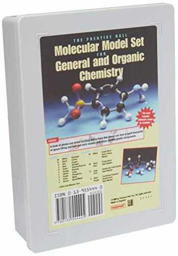 9780139554445-0139554440-Pearson Molecular Model Set for General and Organic Chemistry