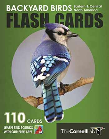 9780691194707-069119470X-Backyard Birds Flash Cards - Eastern & Central North America (Cornell Lab of Ornithology)