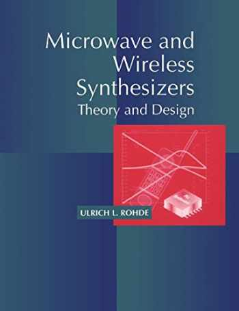 9780471520191-0471520195-Microwave and Wireless Synthesizers: Theory and Design