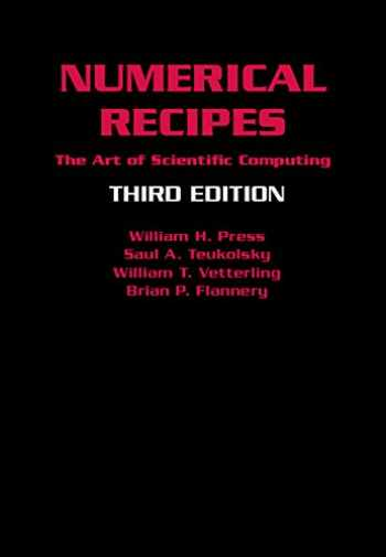 9780521880688-0521880688-Numerical Recipes 3rd Edition: The Art of Scientific Computing