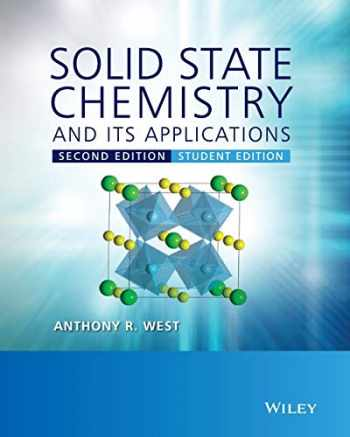 9781119942948-1119942942-Solid State Chemistry and its Applications