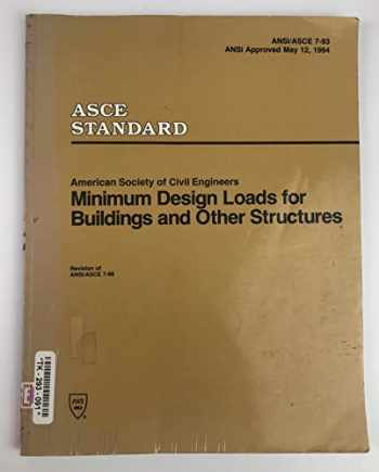 9780872629042-087262904X-Minimum Design Loads for Buildings and Other Structures/Asce 7-93