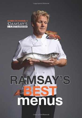 9781844009152-1844009157-Ramsay's Best Menus