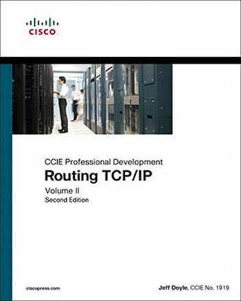 9781587054709-1587054701-Routing TCP/IP, Volume II: CCIE Professional Development