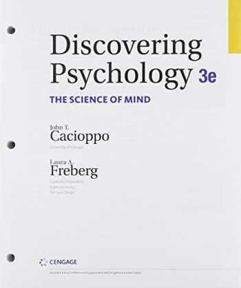 9780357271292-0357271297-Bundle: Discovering Psychology: The Science of Mind, Loose-Leaf Version, 3rd + MindTapV2.0, 1 term Printed Access Card