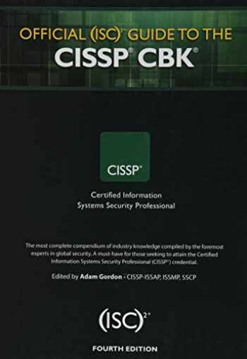 9781482262759-1482262754-Official (ISC)2 Guide to the CISSP CBK ((ISC)2 Press)