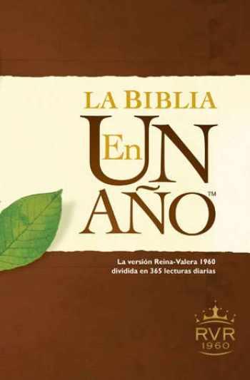 9781414362007-1414362005-La Biblia en un año RVR60 (Tapa rústica) (Spanish Edition)