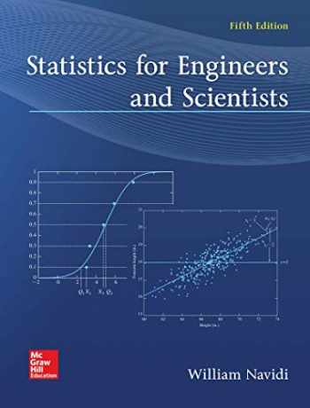 9781260430998-1260430995-Loose Leaf for Statistics for Engineers and Scientists