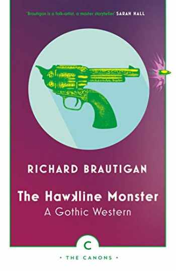 9781786890429-1786890429-The Hawkline Monster: A Gothic Western (Canons)