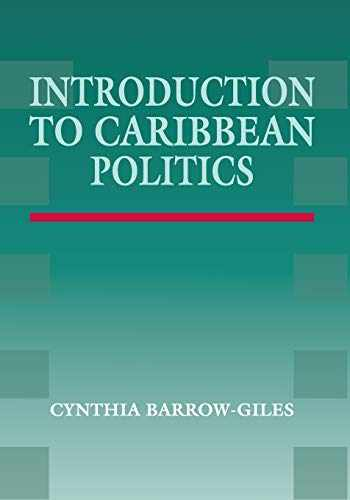 9789766370497-9766370494-Introduction to Caribbean Politics: Text and Readings