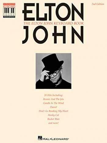 9780793514786-0793514789-The Elton John Keyboard Book