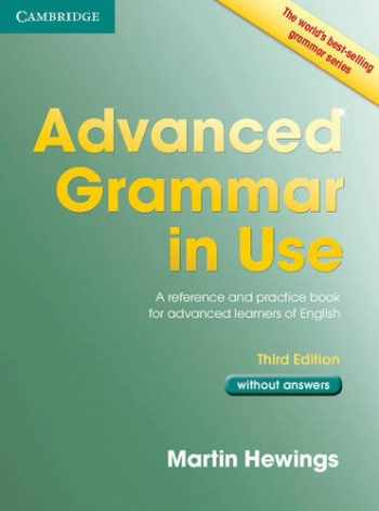 9781107613782-1107613787-Advanced Grammar in Use Book without Answers: A Reference and Practical Book for Advanced Learners of English