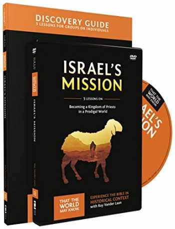 9780310811992-0310811996-Israel's Mission Discovery Guide with DVD: A Kingdom of Priests in a Prodigal World (13) (That the World May Know)