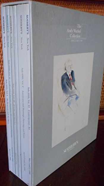 9780810917934-0810917939-The Andy Warhol Collection, April 23 - May 3, 1988 (6 Volume Set)