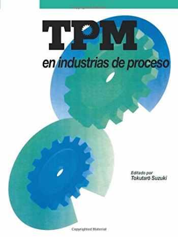 9788487022180-8487022189-TPM en industrias de proceso (Spanish Edition)
