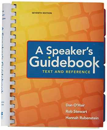 9781319354459-1319354459-A Speaker's Guidebook: Text and Reference 7e & Documenting Sources in APA Style: 2020 Update