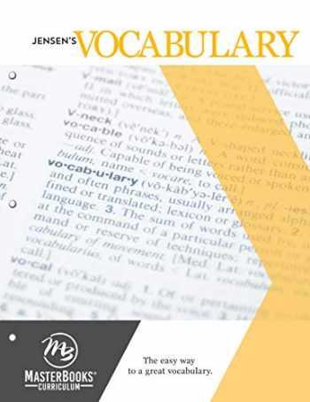 9780890519950-0890519951-Jensen's Vocabulary