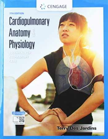 9780357102046-0357102045-Bundle: Cardiopulmonary Anatomy & Physiology: Essentials of Respiratory Care, 7th + MindTap Respiratory Care for 2 terms (12 months) Printed Access Card