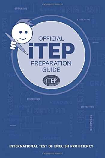 9781499501278-1499501277-Official iTEP Preparation Guide