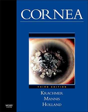 9780323063876-032306387X-Cornea: 2-Volume Set with DVD (Expert Consult: Online and Print)