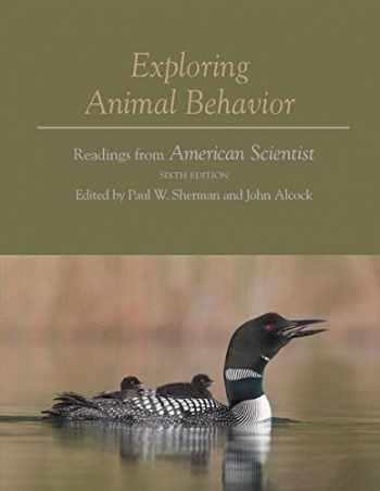 9781605351957-1605351954-Exploring Animal Behavior: Readings from American Scientist, Sixth Edition