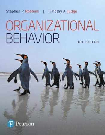 9780134729329-0134729323-Organizational Behavior (What's New in Management)
