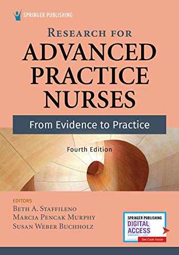 9780826151322-0826151329-Research for Advanced Practice Nurses, Fourth Edition: From Evidence to Practice