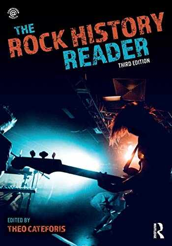 9781138227712-1138227714-The Rock History Reader