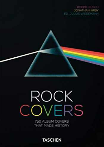 9783836576437-3836576430-Rock Covers – 40 Years (Multilingual, French and German Edition)