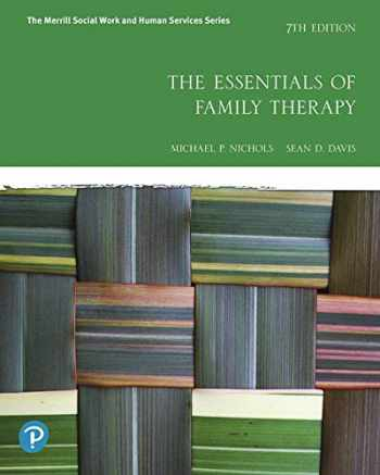 9780135167793-0135167795-The Essentials of Family Therapy Plus MyLab Helping Professions with Pearson eText -- Access Card Package (7th Edition)