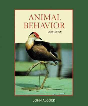 9780878930050-0878930051-Animal Behavior: An Evolutionary Approach, 8th Edition