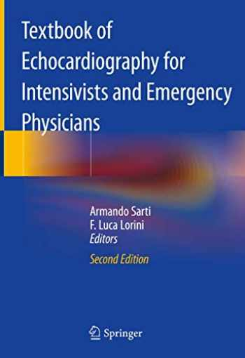 9783319998909-3319998900-Textbook of Echocardiography for Intensivists and Emergency Physicians
