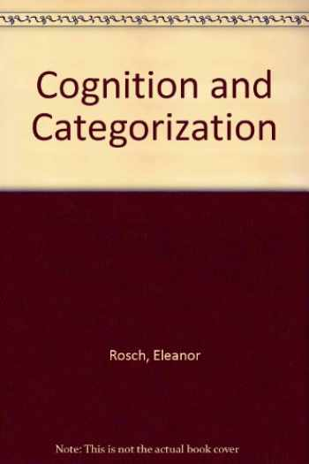 9780470263778-0470263776-Cognition and Categorization