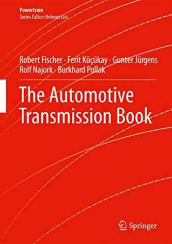 9783319052625-3319052624-The Automotive Transmission Book (Powertrain)