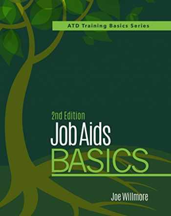 9781562866365-1562866362-Job Aids Basics (Atd Training Basics)