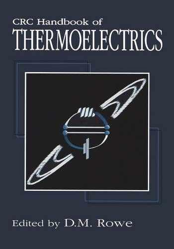 9780849301469-0849301467-CRC Handbook of Thermoelectrics