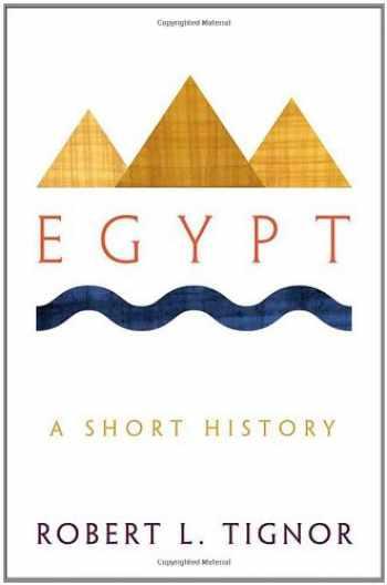 9780691153070-0691153078-Egypt: A Short History