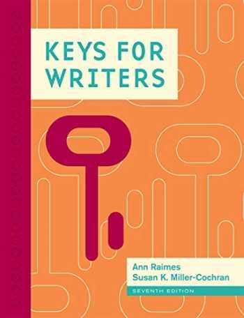 9781111841751-1111841756-Keys for Writers