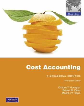 9780273753872-0273753878-Cost Accounting: Global Edition