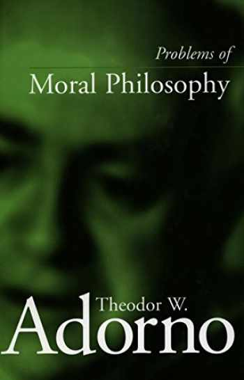 9780804744720-0804744726-Problems of Moral Philosophy