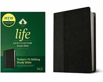 9781496439260-1496439260-NLT Life Application Study Bible, Third Edition [Bible] 2019
