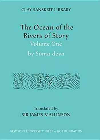 9780814788165-0814788165-The Ocean of the Rivers of Story (Volume 1) (Clay Sanskrit Library, 57)