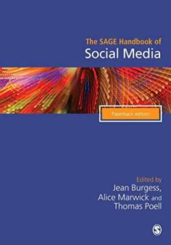 9781526486875-1526486873-The SAGE Handbook of Social Media