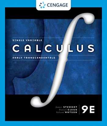 9780357022269-0357022262-Single Variable Calculus: Early Transcendentals